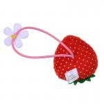 迪士尼春日滿滿草莓系列裝草莓髮飾(鋼牙)