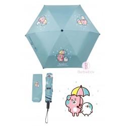 P助兔兔晴雨縮骨傘(下雨篇)
