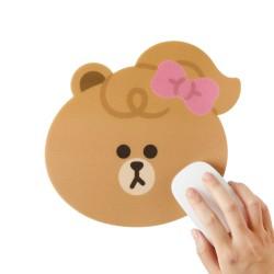 LINE BB版小朋友系列大頭滑鼠墊 (Choco)
