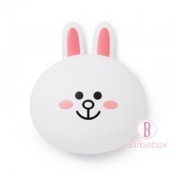 LINE可愛造型梳子鏡盒(兔兔)