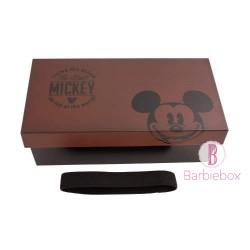 迪士尼日本製木系風格餐盒/餐具(米奇)