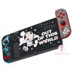 Disney Switch超簿透明可愛保護殼(太空米奇)
