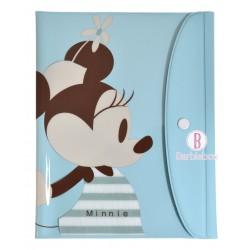 迪士尼B6筆記本收納多格文件袋(米妮)