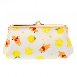 小熊維尼柚子分格日式小袋