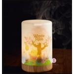 [限售預購]維尼豬仔櫻花版香氛增濕睡眠燈