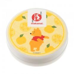 小熊維尼x日本化妝品牌Makanai 柚子蜂蜜護手霜
