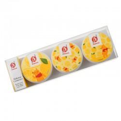 小熊維尼x日本化妝品牌Makanai 柚子蜂蜜護手霜套裝