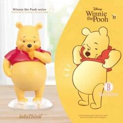小熊維尼食蜜糖肥肚肚x 輕觸式拍拍肚兩用燈