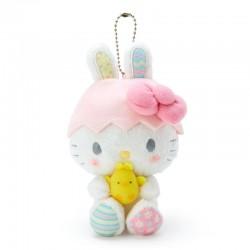 Sanrio 2020復活節兔兔裝掛件系列(Hello Kitty)