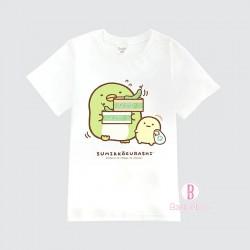 [台灣製]角落生物購物系列童裝獨立角色Tee(企鵝?)