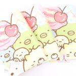 [台灣製]角落生物高質純棉大浴巾雪糕款(三色選)