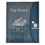 迪士尼B6筆記本收納多格文件袋(反斗奇兵)