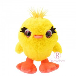 Toy story4毛絨公仔系發聲公仔(新角Ducky)