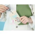 Toystory4系列可愛日常卡片套(小叉)(米白色)