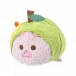 TsumTsum迷你蘋果裝系列(豬仔)