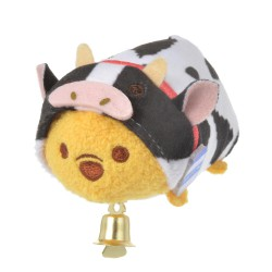 TsumTsum2021牛牛裝可除帽噹噹系列(維尼)